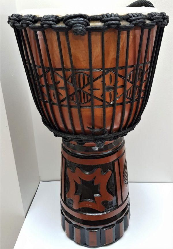 djembe drum 50cm, bongo, drum, djembe