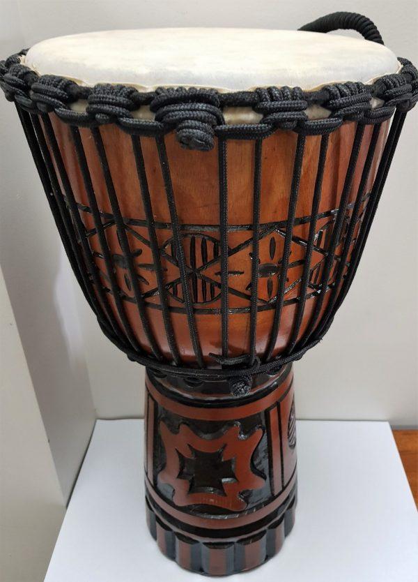 djembe drum 50cm, djembe drum, 50cm, bongo drum
